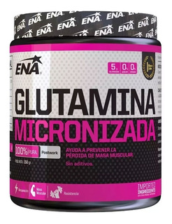 Glutamina Micronizada Ena 150 G