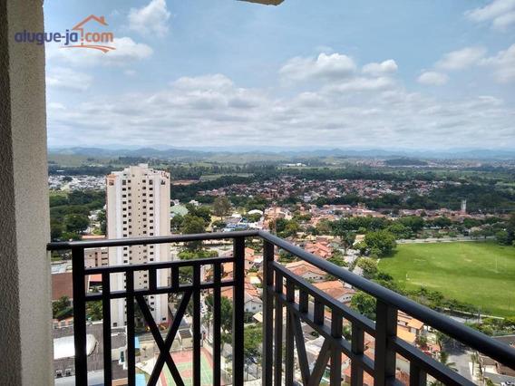 Apartamento Com 4 Dormitórios Para Alugar, 118 M² Por R$ 3.500/mês - Jardim Esplanada Ii - São José Dos Campos/sp - Ap8338