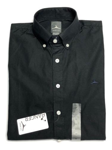 Camisa Hombre Manga Larga Algodón Cotton Pima Casual