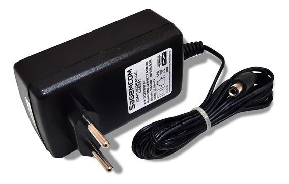 Kit 10 Fonte Estabilidade 12v 2a Para Cftv Ou Receptor De Tv