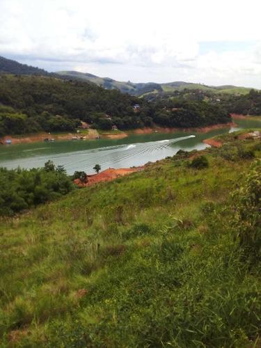 Imagem 1 de 9 de Chácara Com Uma Vista Incansável, Lugar De Descanso E Paz.