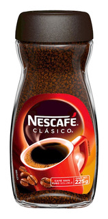 Cafe Nescafe Clasico 225gr (1 Pieza)