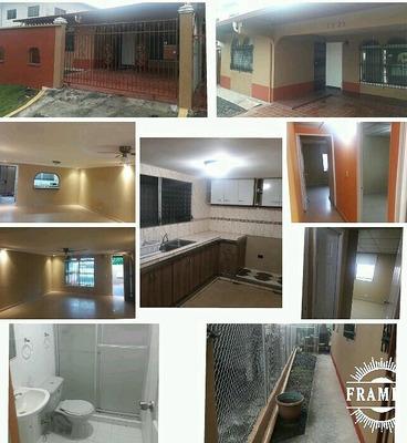Alquilo Amplia Casa Juan Diaz, C. Radial