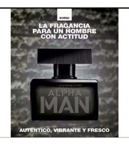 Avon Alpha Man