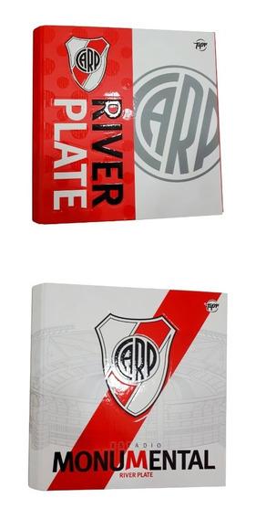 Carpetas Escolares Numero 3 River Plate Cuotas