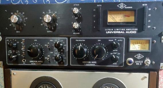 Universal Audio La 610 Mkii Channel Strip