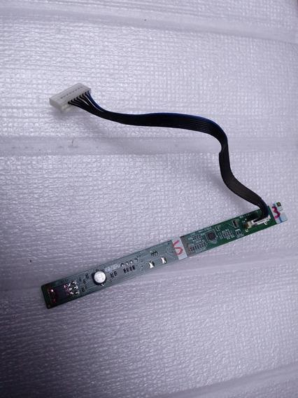 Teclado Sensor Remoto Tousch Da Tv Lcd Sansung Ln40c530f1m
