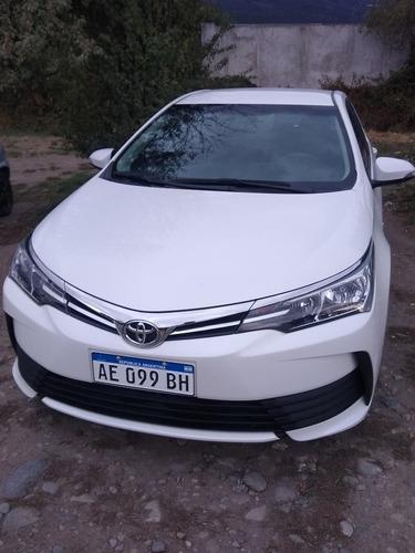 Toyota Corolla 2020 1.8 Xli Cvt 140cv