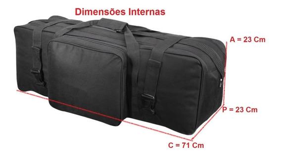 Bag Para Tripés E Acessórios Foto Cine Acolchoada Greika