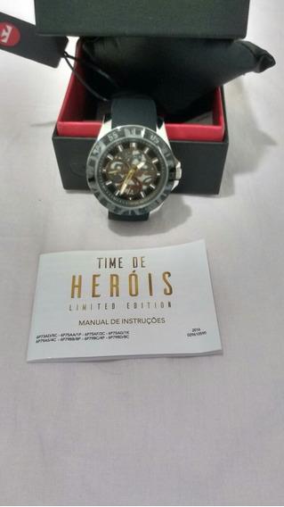Relógio Masculino Technos Time De Heróis Marcelo Ferreira -