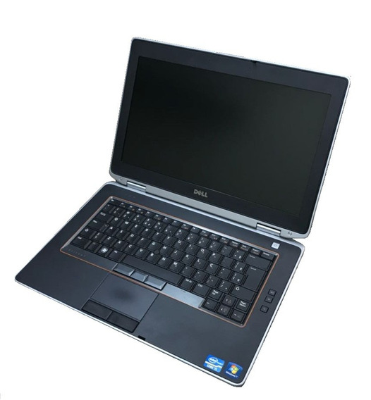 Notebook Dell Latitude E6420 I5 8gb 500gb Windows 14