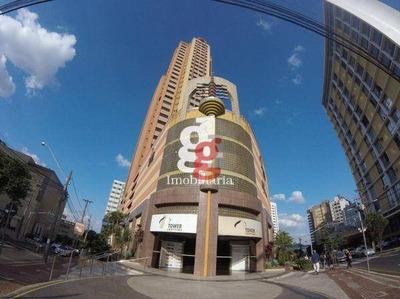 Ed. Tower Shopping - Loja À Venda, 42 M² Por R$ 138.000 - Centro - Londrina/pr - Lo0001