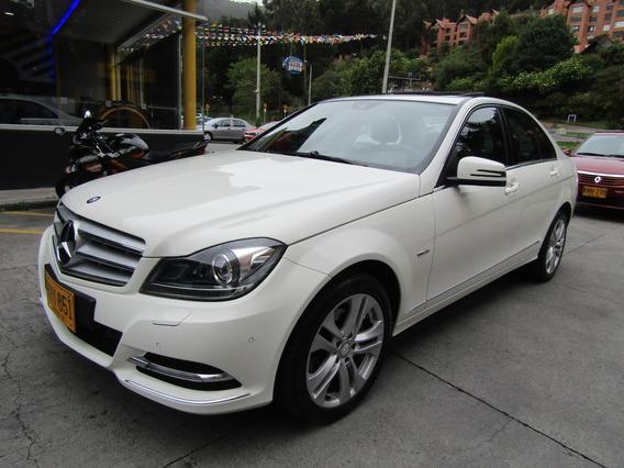 Mercedes Benz Clase C 200 Cgi Avantgarde