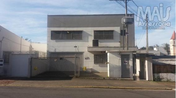 Prédio Para Venda Em Novo Hamburgo, Rondônia, 10 Banheiros - Jvp001
