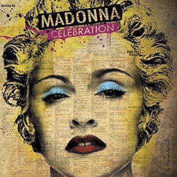 Madonna Celebration Cd Original Nuevo Y Sellado.