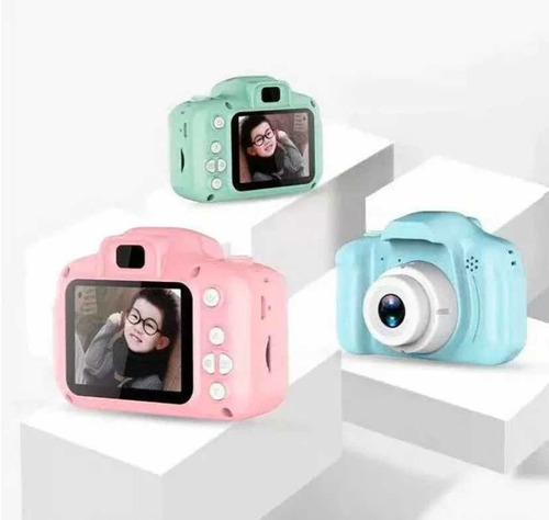 Camara Fotografica Digital Para Niños 1080p