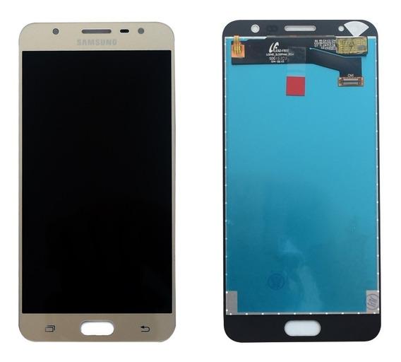 Display Pantalla Touch Samsung J7 Prime G610 Brillo /e N