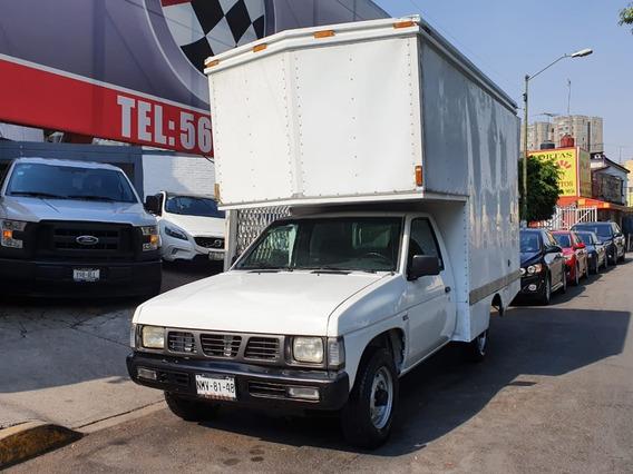 Nissan Np300 2007 Con Caja Seca Factura De Agencia!!!