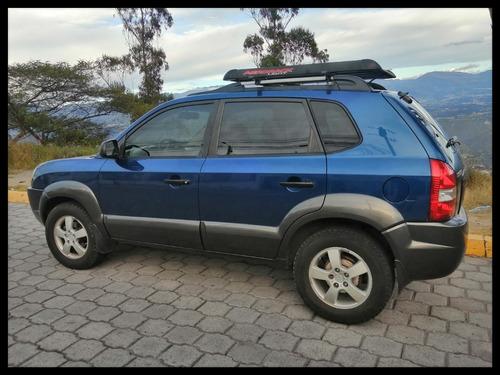 Hyundai Tucson Año 2008