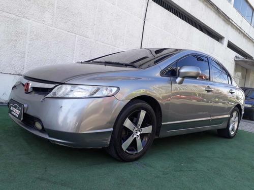 Imagem 1 de 11 de Honda Civic 2007 1.8 Lxs Aut. 4p