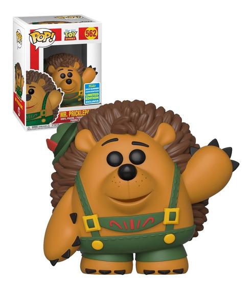 Funko Pop! Toy Story - Ex Sdcc - Mr.priclepants #562
