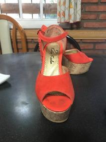 e359d590 Zapatos Para Fiesta Color Coral - Zapatos en Mercado Libre Argentina