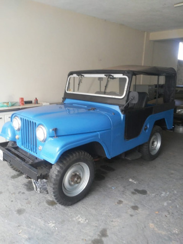 Jeep Ford 4x4 1971