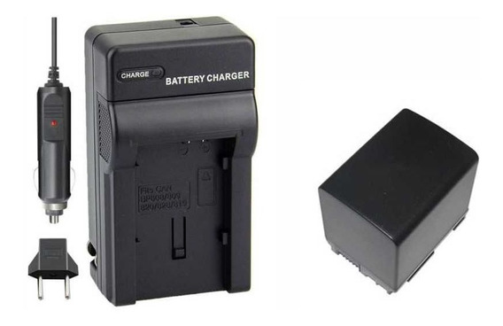 Kit 1 Bateria Bp-820 P/ Canon + Carre Bp-808