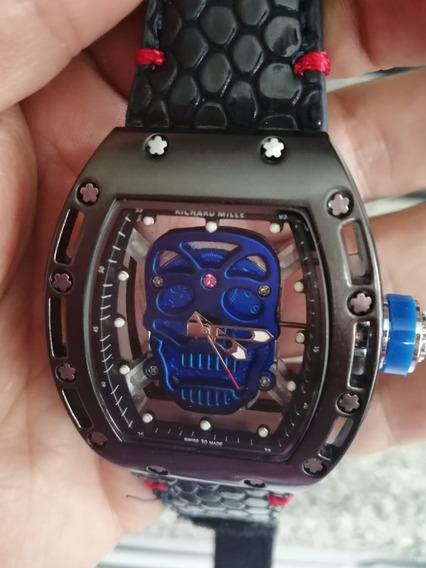 Reloj Richard Mille Cuarzo Precio Pza