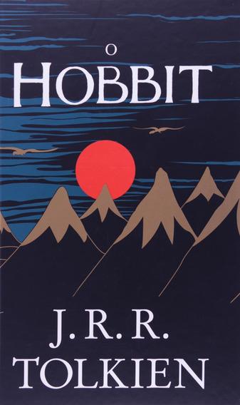 O Hobbit: Edicao Comemorativa 75 Anos Capa Dura Lacrado