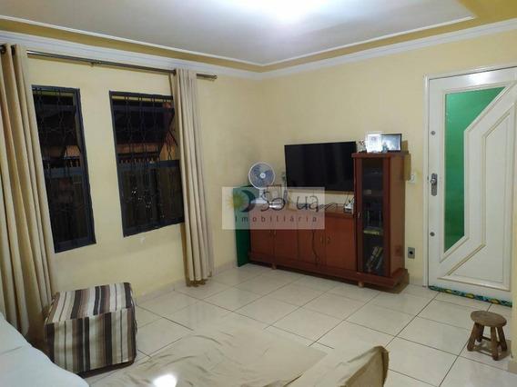 Casa Residencial À Venda, Conjunto Habitacional Padre Anchieta, Campinas. - Ca0175
