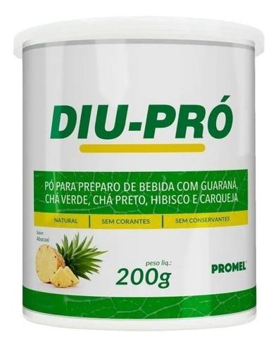 Imagem 1 de 5 de Diu Pró - Guaraná, Chá Verde, Chá Preto, Hibisco E Carqueja