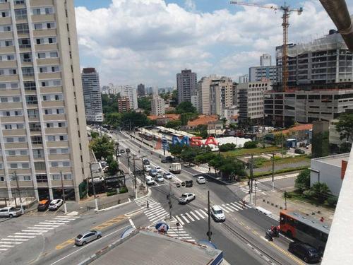 Conjunto Comercial Para Locação, Cobertura, 425 M2, Ao Lado Do Metro Vila Madalena! Fale Com A Msa E Conheça! - Cj2211