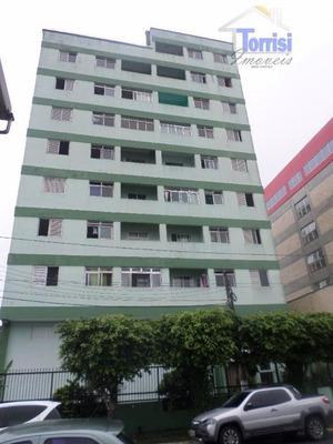 Apartamento Residencial De 2 Dormitórios À Venda, Vila Tupi, Praia Grande. - Ap0089