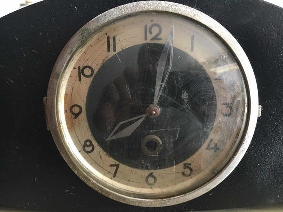 Reloj De Mesa O Para Chimenea Antiguo