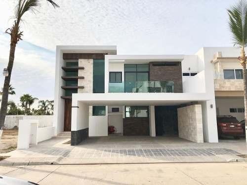 Casa En Venta En Cerritos Resort Mazatlan , A Pie De Playa