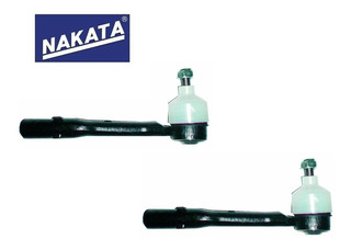 Kit X 2 Extremo De Direccion Nakata Chevrolet Aveo