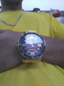 Relógio Seculus Long Life Masculino 28661gpsvda2