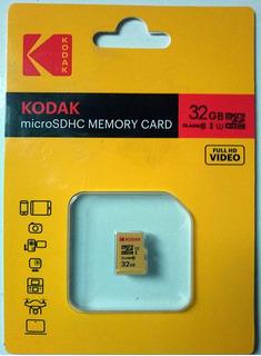 Cartão Micro Sdhc Kodak 32gb Classe 10 Original