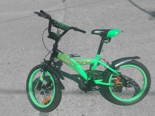 Bicicleta Spider Marca Aurorita. Rodado 16