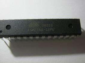 14 Peças Atmega8 -16pu Dip Chip Arduino