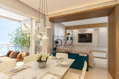 Apartamento Com 3 Suítes À Venda, 114 M² Por R$ 684.000 - Jardim Botânico - Ribeirão Preto/sp - Ap5461