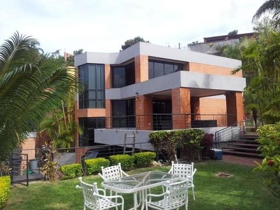 Casa En Venta Alto Hatillo - Mls 19-15649