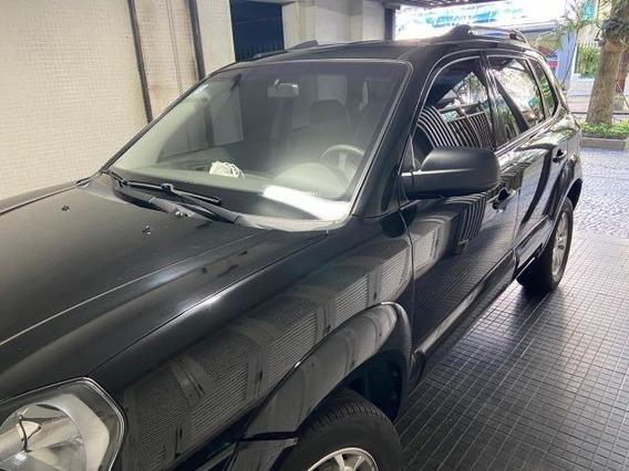 Hyundai Tucson Gl 4x2 2wd 2.0 Mpfi 16v, Hyu0910