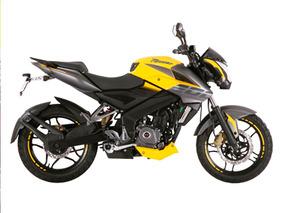 Moto Bajaj Rouser Ns 200 Nuevo 0km 2018 Lider Ventas Mod