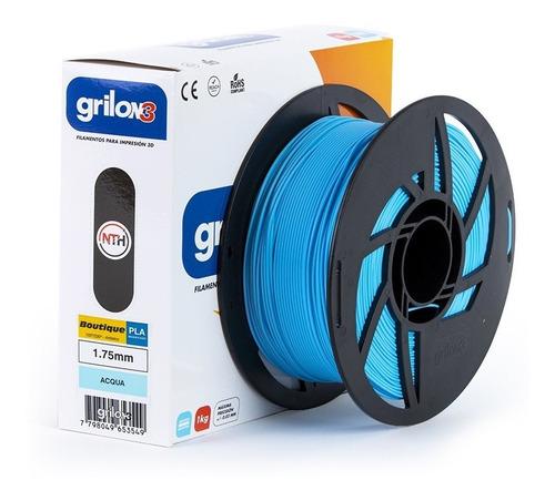 Filamento Pla Boutique Grilon3 1kg Impresora 3d - Dropix 3d