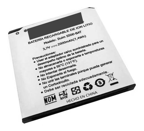 Oferta Bateria Pila Lanix S500 Ilium 2200 Mah 3.7v Garantia