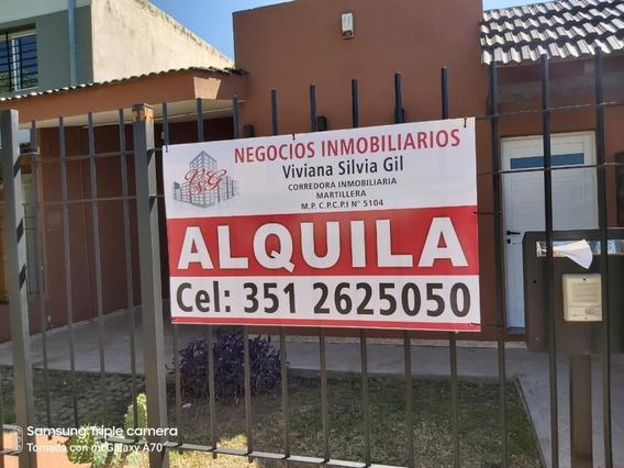 Casa Alquiler Nuevo Poeta Lugones