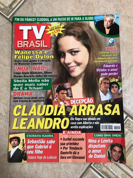 Revista Tv Brasil Dado Dolabella Fábio Maltez Alinne Moraes