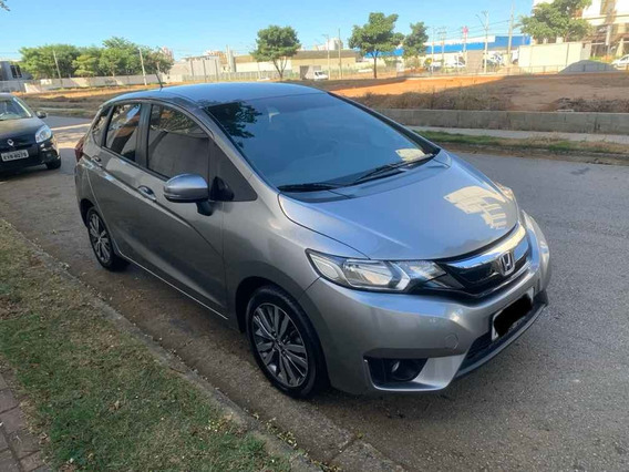 Honda Fit 2016 1.5 Exl Flex Aut. 5p